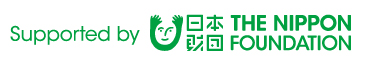 Supported by 日本財団 THE NIPPON FOUNDATION